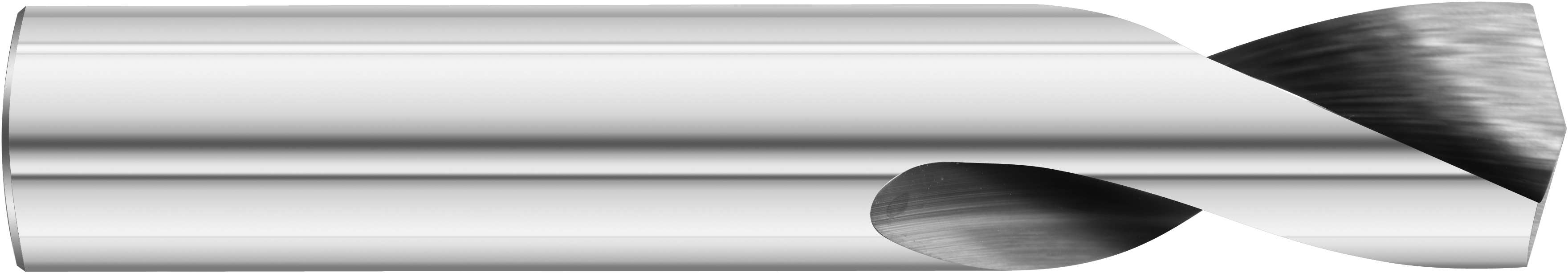 3/8 Solid Carbide Nc Spotting Dril 3xd Length Cam Relieved Se – 15782
