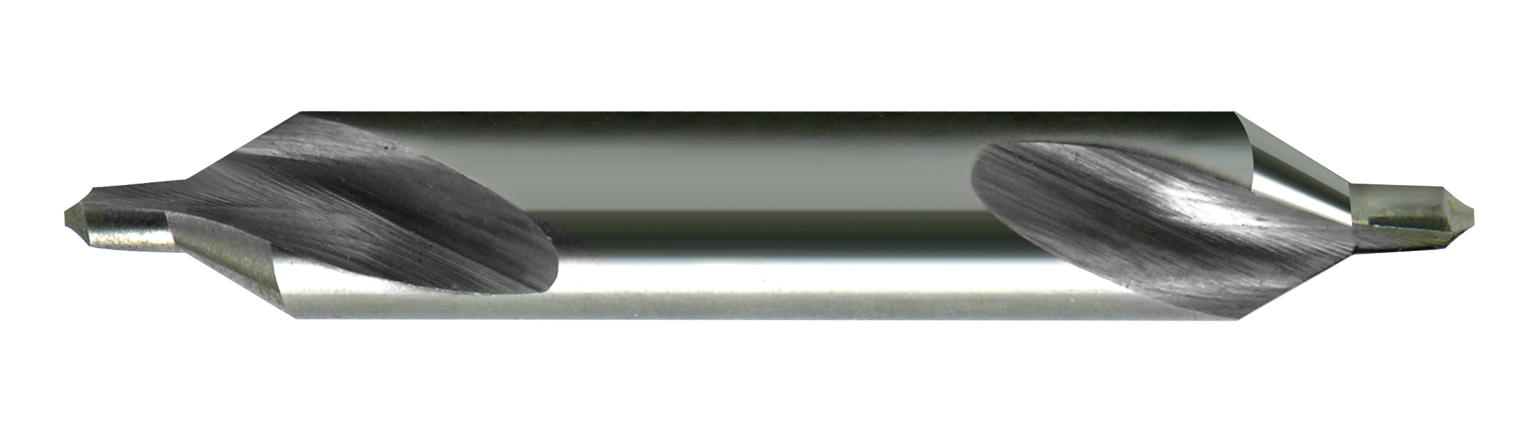 4 Combined Drill And Countersink  Carbide  60 Degree- Uncoated – 11597