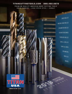 Titan USA 2018 Master Catalog